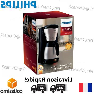 philips hd7546 20 cafetiere a filtre isotherme